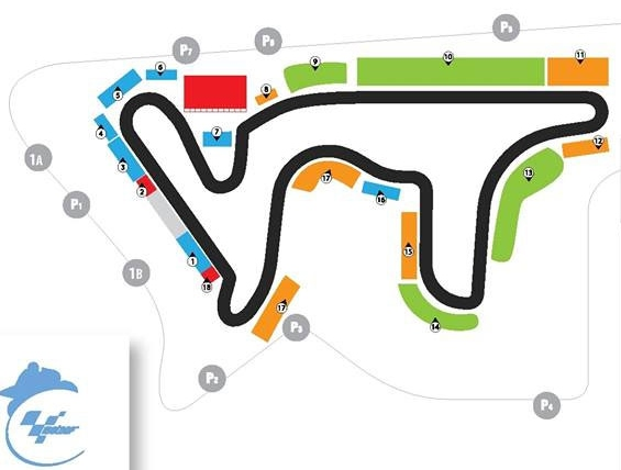 Calendario MotoGP 2014