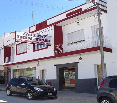 Hostal Don Tino - Las Termas De Rio Hondo - Santiago Del Estero - Argentina