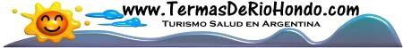 Las Termas de Rio Hondo - Santiago del Estero - Argentina