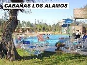 Cabañas Los Alamos